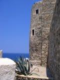 Sea tower Stock Photo
