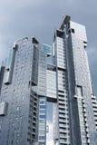 Sea Towers skyscraper apartment building Gdynia Stock Image