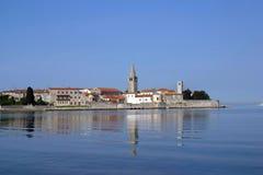 Sea town of Porec Stock Photos