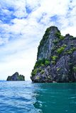 Sea in Trang Royalty Free Stock Photos