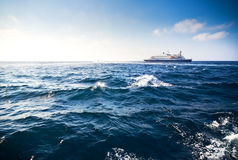 Sea travel Stock Photography