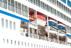Passenger ship Royalty Free Stock Photos