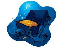 Sea Treasure Stock Photo