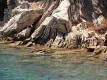 Sea trip, Turkey. Enjoying beautiful views, warm sea and hot summer weather royalty free stock photos
