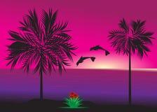 Sea. vector illustration