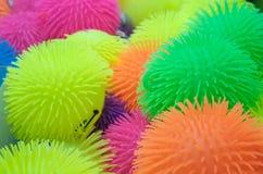 Sea Urchin Balls Stock Photo