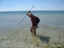 Sea vacation royalty free stock photos