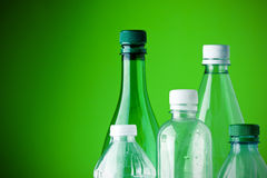 Sea verde, recicle Fotografía de archivo libre de regalías