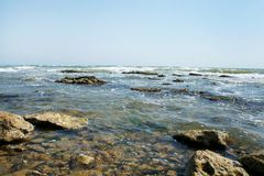 Sea view Royalty Free Stock Photography