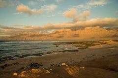 Sea view at Atlantic coast Royalty Free Stock Photography