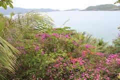 Sea view. On Hon moon island Royalty Free Stock Photography