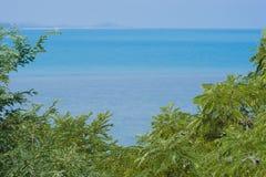Sea view, Ko Samui Royalty Free Stock Photos