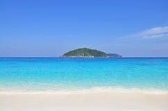 Sea view at Koh Miang Stock Images