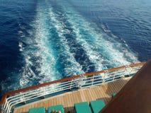 At Sea royalty free stock image