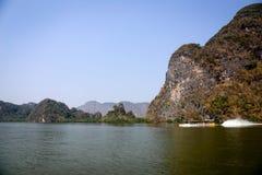 sea view, Pan yee,Pang-nga,Thailand Royalty Free Stock Image