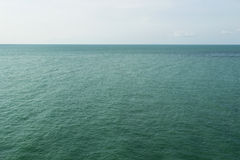 Sea only Royalty Free Stock Photography