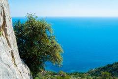 Sea view in Sardinia Royalty Free Stock Photo