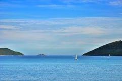 Sea view Royalty Free Stock Photos