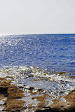 Sea view in summer Stock Photography