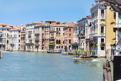 Sea view of Venice ,Italy Stock Photo