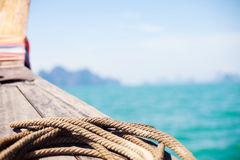 Sea voyage Royalty Free Stock Photo
