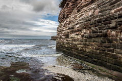Sea Wall Stock Photography