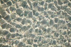Sea water Royalty Free Stock Image
