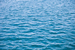 Sea water Stock Image