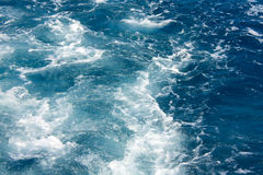 Sea Water Background Royalty Free Stock Image