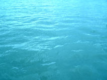Sea water background Royalty Free Stock Images