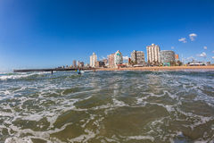 Sea Water Beach Durban Royalty Free Stock Images