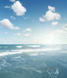 Sea and water Stock Photography