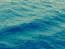 OCEAN DEEP SEE. CARIBBEAN SEA, BLUE WATER, ATLANTIC OCEAN, TROPICAL PARADISE stock images