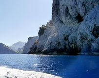 Sea, Water, Cliff, Coast