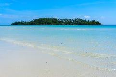 Sea water of Koh Kood, Thailand sea Royalty Free Stock Images