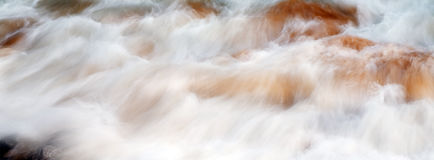 Sea water in motion Royalty Free Stock Photography