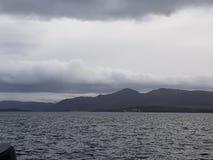At sea stock photography