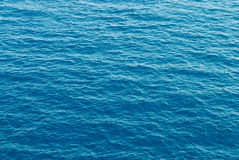 Sea water pattern texture Royalty Free Stock Photo