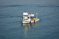 Fishing Boat Royalty Free Stock Photography