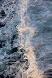 Sea water splash Stock Photos