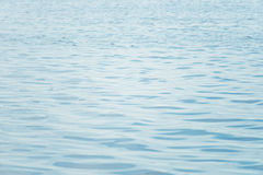 Sea water surface Stock Photo