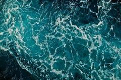Sea water surface Stock Photo