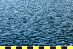 Sea water surface Royalty Free Stock Photo