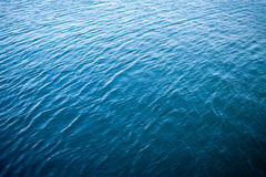 Sea water surface Royalty Free Stock Photography