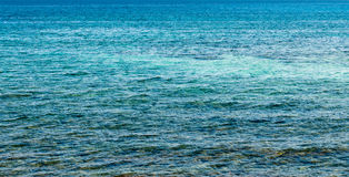 Sea Water surface Stock Photography