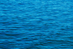 Sea water surface Stock Image