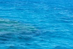 Sea water - texture Stock Photography