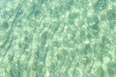 Sea water texture Stock Photo