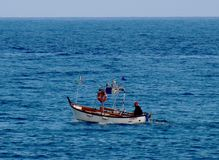 Sea, Water Transportation, Ocean, Boat Royalty Free Stock Photography