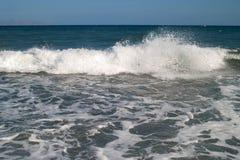 Sea wave Royalty Free Stock Photos